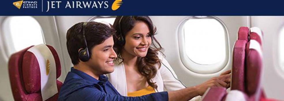Jet Airways названа лучшей авиакомпанией Индии по версии TripAdvisor